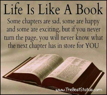 Charmant Life Is Like A Book