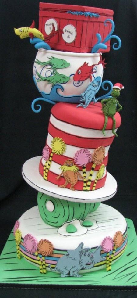 Dr Seuss Cake Bound 4 Escape