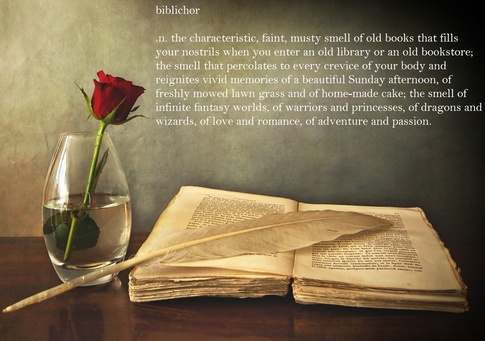 A brief description of what is biblichor..