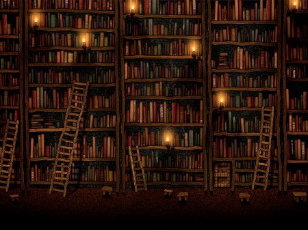 book-ipad-wallpaper-library