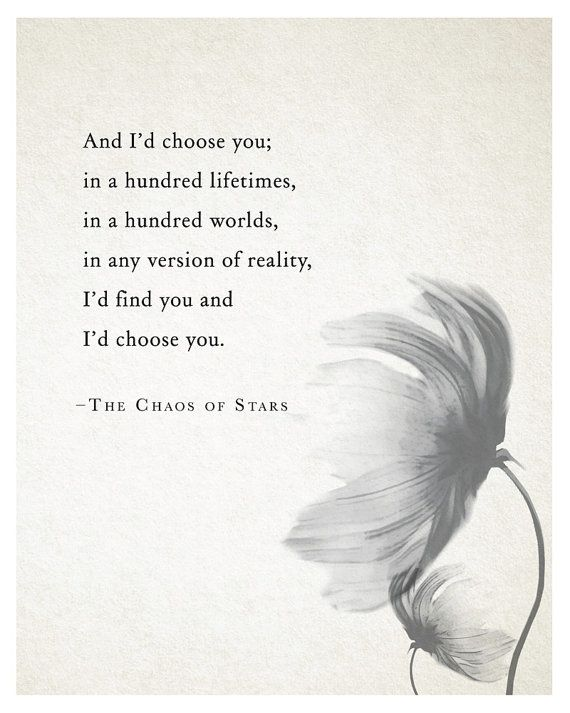 I'd Choose You | Bound 4 Escape