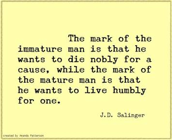Image result for mature and immature