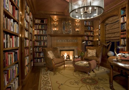 30-Classic-Home-Library-Design-Ideas-26