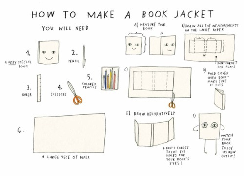 How To Make A Book ~ How to make a book jacket bound escape