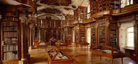 Coolest-Libraries-Abbey-Library-Interior-2
