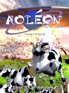 Aoleon The Martian Girl Part Four