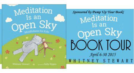 Meditation is an Open Sky banner