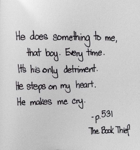 The Book Thief Quotes Cool The Book Thief  Bound 4 Escape