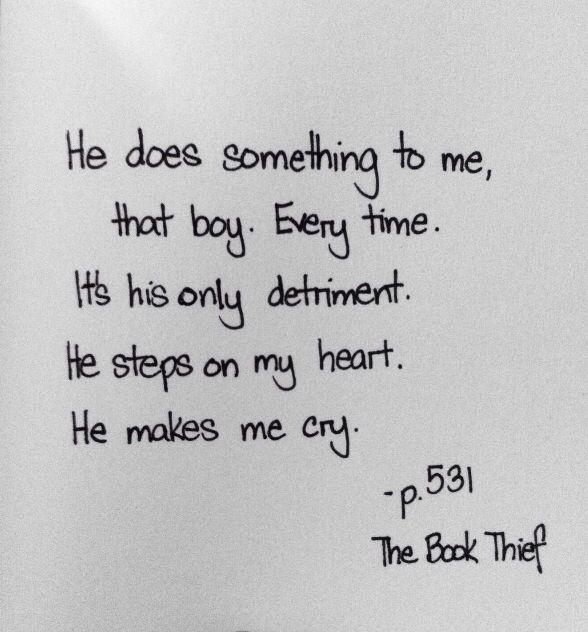 The Book Thief Quotes Classy The Book Thief  Bound 4 Escape