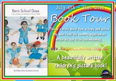 Bens School Daze banner 2