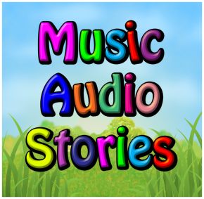 Music Audio Stories - Logo
