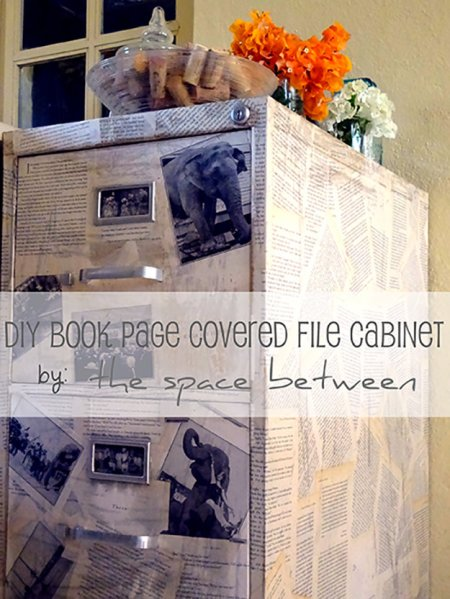 DIY-Projects-Repurposed-Crafts-Made-From-Old-Books-22