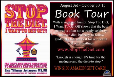 Stop the Diet banner