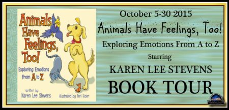 Animals Have Feelings Too banner