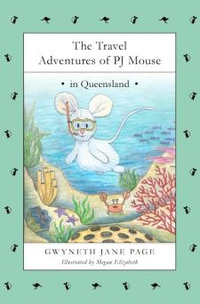 The Travel Adventures of PJ Mouse in Queensland