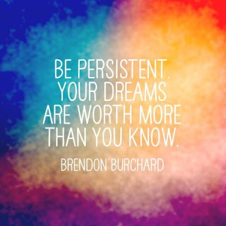 Be-persistent