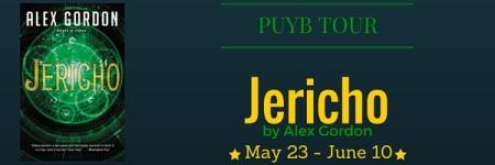 Jericho Book Banner