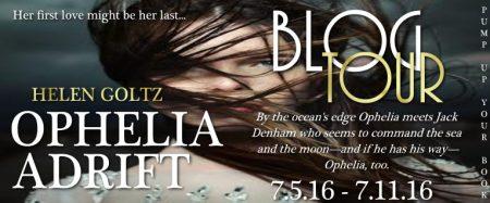 Ophelia Adrift banner