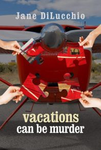 Vacations Can Be Murder cover