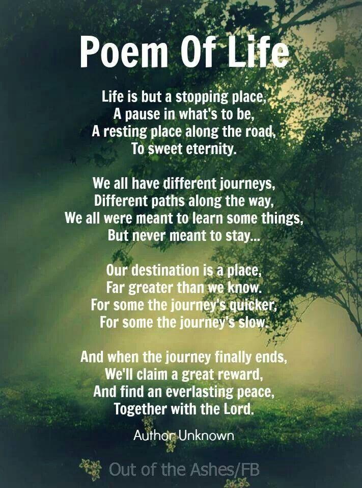 Poem of Life - Bound 4 Escape